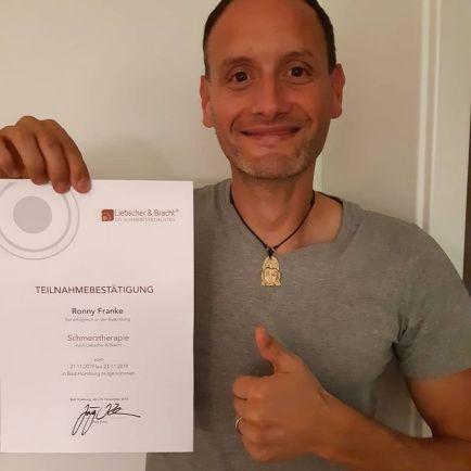 Ronny Franke - Liebscher & Bracht Schmerzspezialist